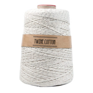 Twine Cotton Metalizado