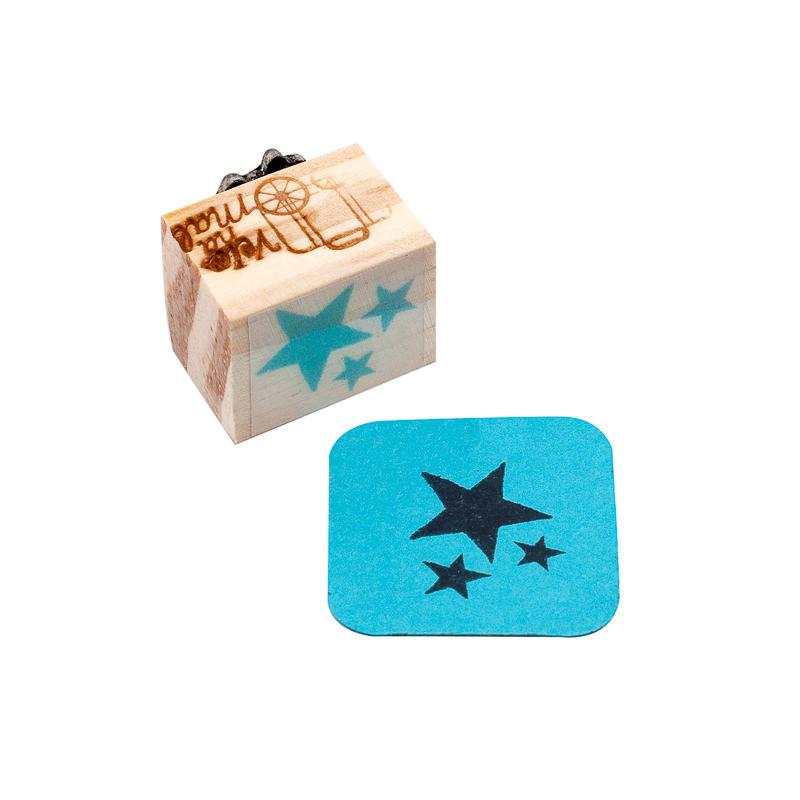 Carimbo Estrelas