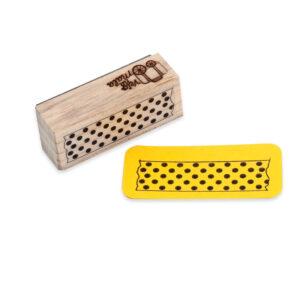Carimbo Washi Tape Poás