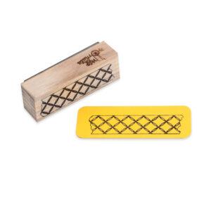 Carimbo Washi Tape Arabescos