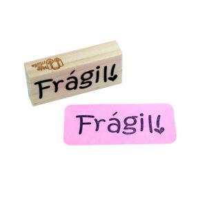 Carimbo Frágil