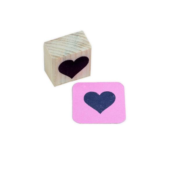 Carimbo Coração
