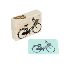 Carimbo Veio na Mala Bike