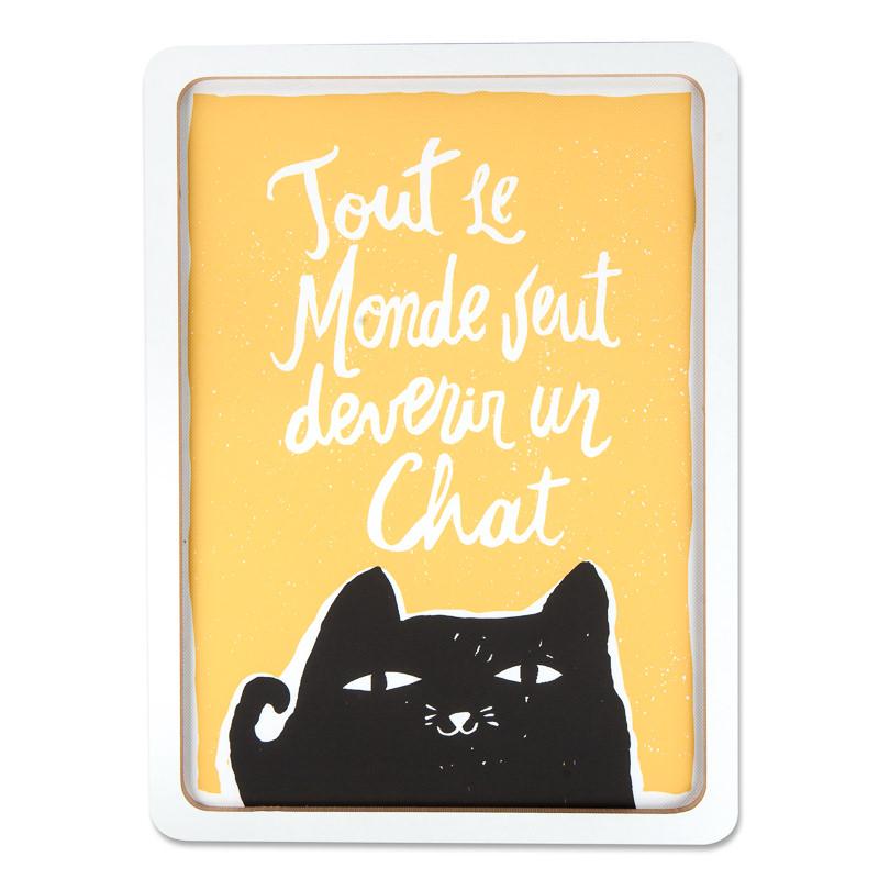 Quadro Le Chat