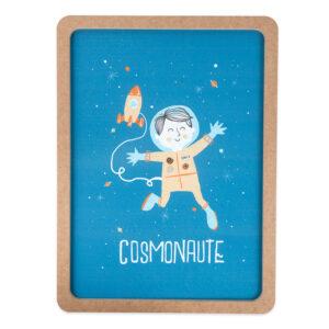 Quadro Cosmonaute