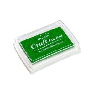 Carimbeira Crystal Verde