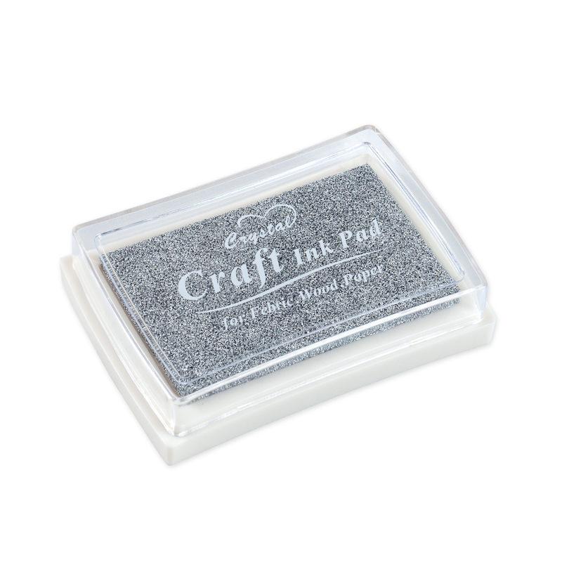 Carimbeira Crystal Prata