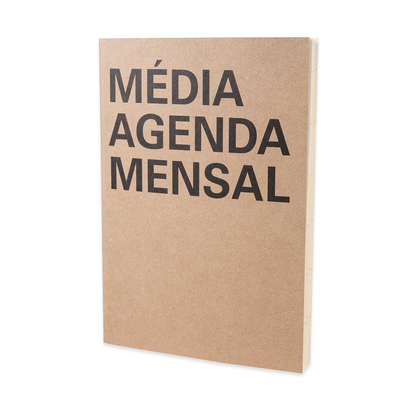 Média Agenda Mensal
