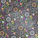 papel scrap floral vintage