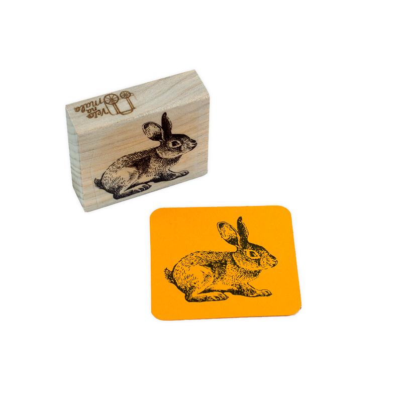 carimbo coelho