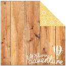 Papel Scrap Wood