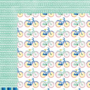 papel scrap bike