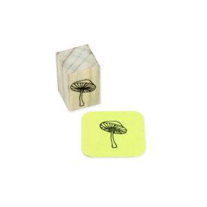 carimbo mini cogumelo
