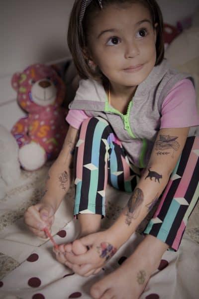 tattoo temporária
