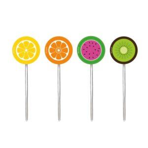 topper frutas
