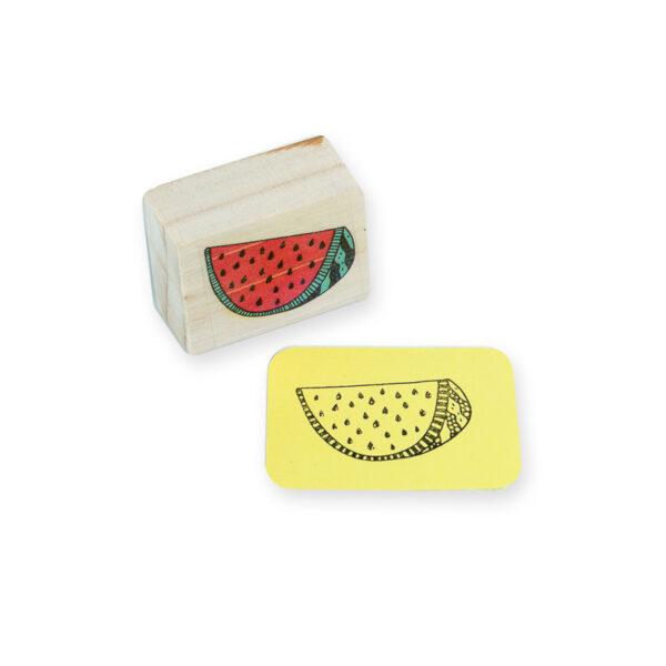 carimbo melancia