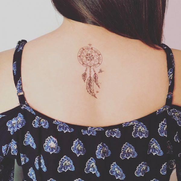 filtro dos sonhos tattoo