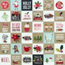Papel Scrap Cartões de Natal