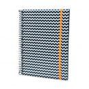 Caderno Universitário Chevron PB