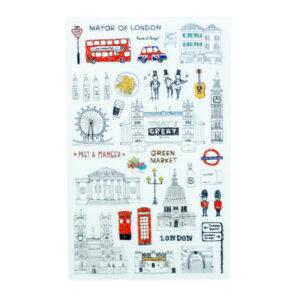 Adesivos Londres