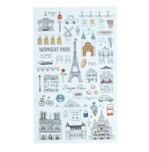 Adesivos Paris