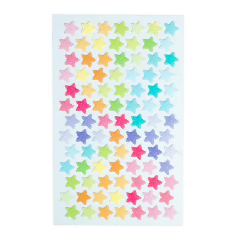 adesivos estrelas