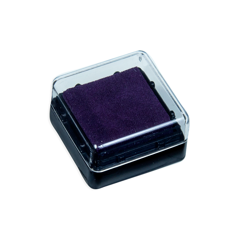Mini Carimbeira - Roxo Escuro