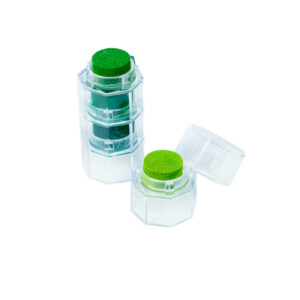 Kit Mini Carimbeiras - Verde