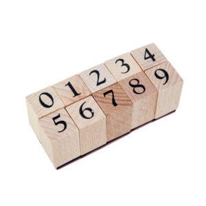 Carimbos números