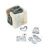 Carimbo Cubo All You Need is Love