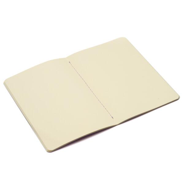 Caderno Pastel Lilás – Sem Pauta