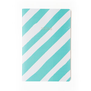 Caderno Pastel Azul – Sem Pauta