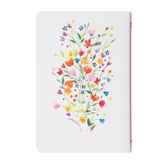 Caderno Jardins Costela de Adão