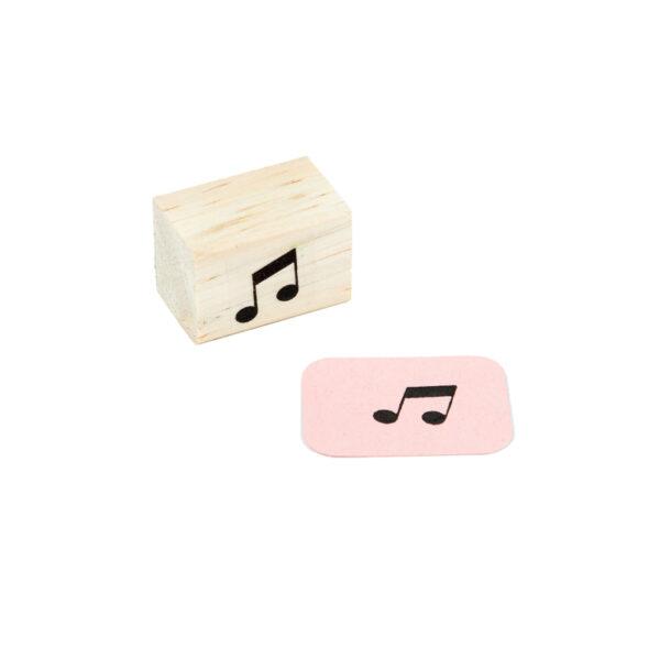 Carimbo Nota Musical