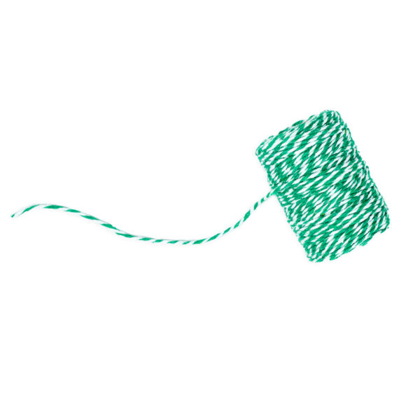Mini Twine Cotton - Verde