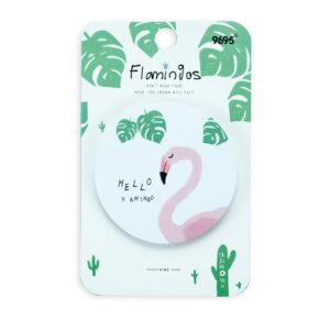 Post It Flamingo 1