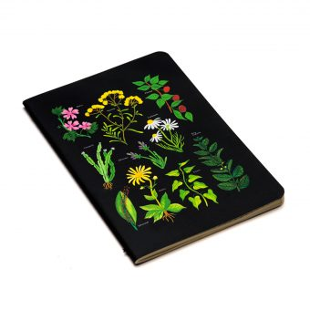 Caderno Jardim Vertical