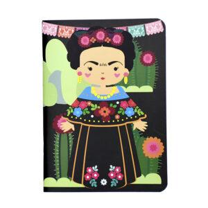 Caderno Pontado Frida