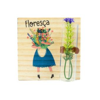 Cubo Flower Floresça