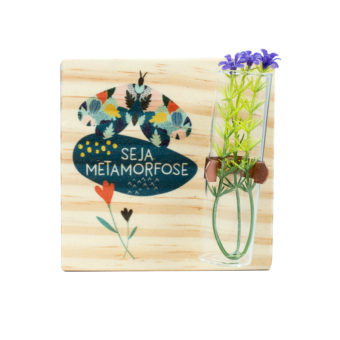 cubo flower metamorfose