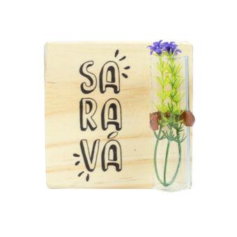 cubo flower saravá