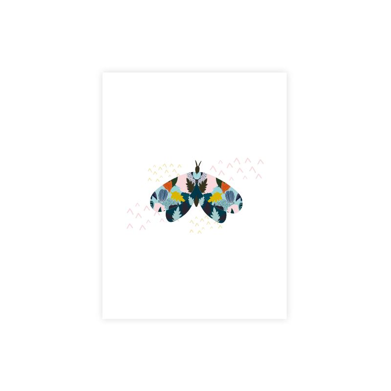 Mini Cartão Borboleta