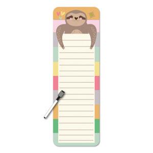 Memo Board Magnético - Bicho Preguiça