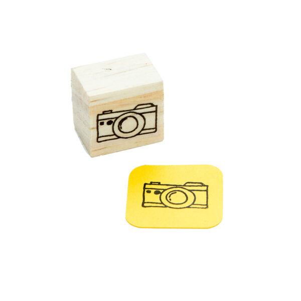 Carimbo Mini Câmera