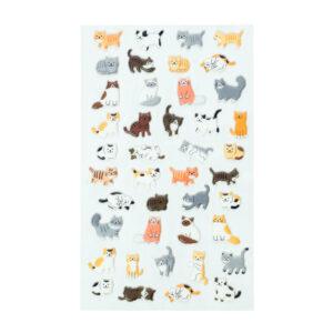 Adesivos Mini Cats