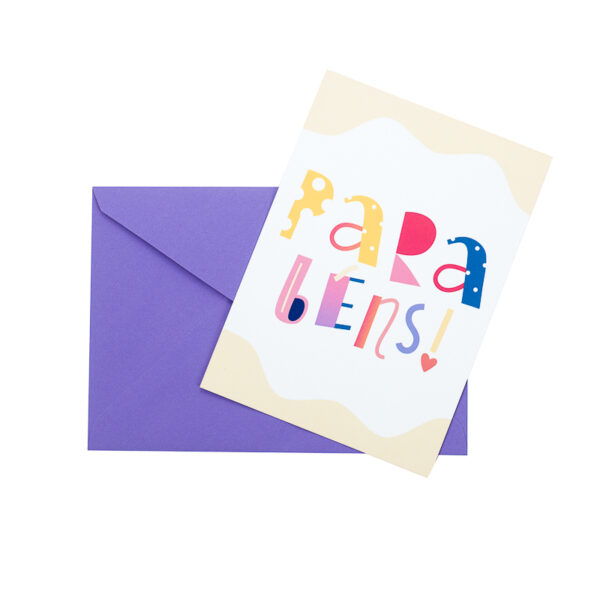 Postal Parabéns