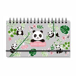 Mini Agenda Panda 2020