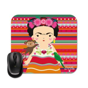 Mouse Pad - Frida Colores