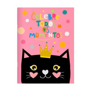 Planner Mensal Cats