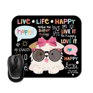 Mouse Pad - Dog Fofa